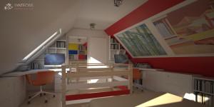 U Artystów 2 - poddasze 20 m