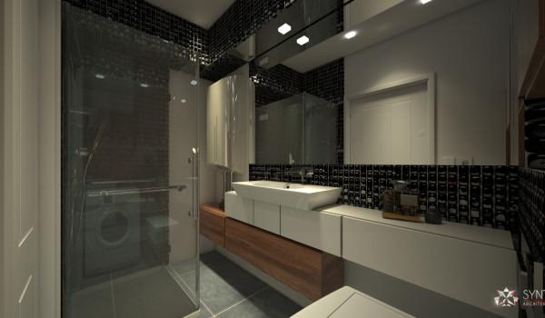 Metamorfoza łazienki 4m