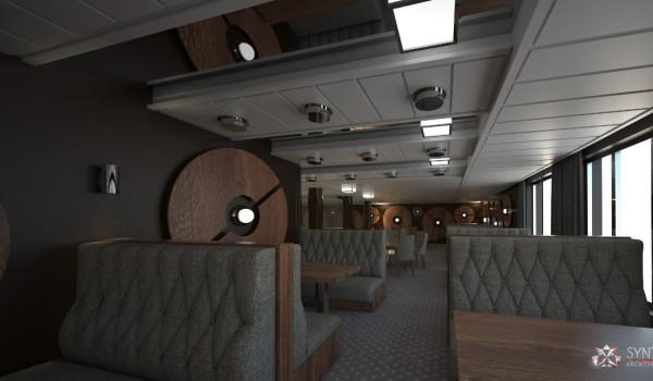 Restauracja na promie 3