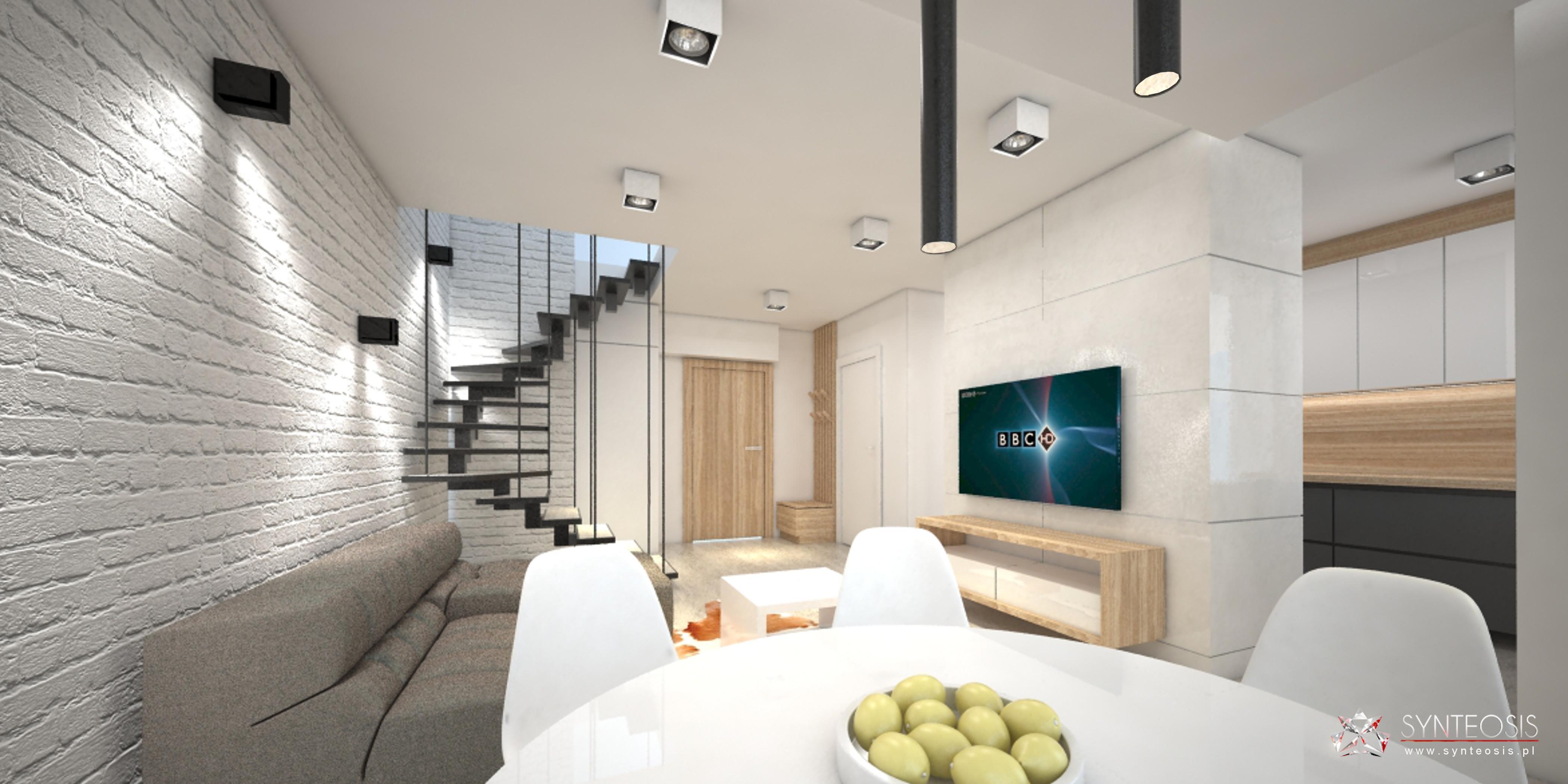 Aranżacja wnętrz apartamentu w świnoujściu